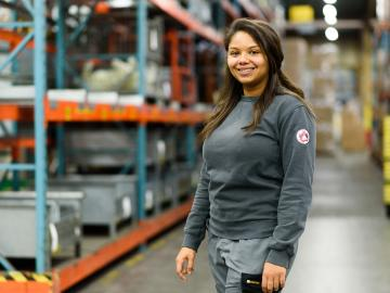 roxell-office-maldegem-testimonials-teamleader-welding-and-assembly-sophie